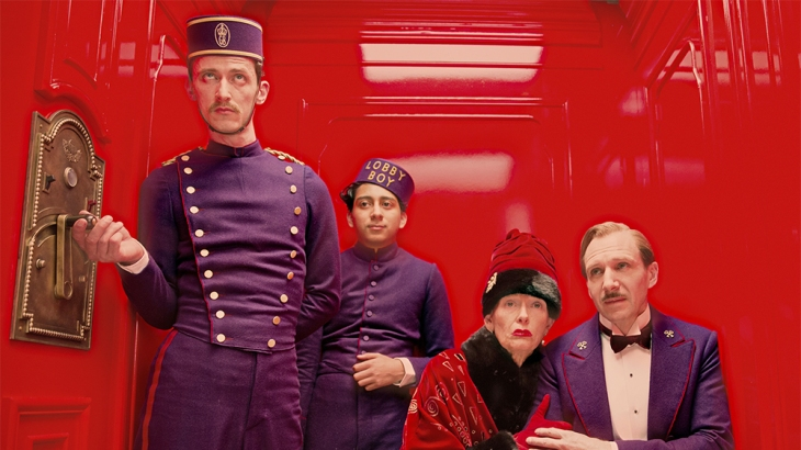 The Grand Budapest Hotel Smart Comedy Movies