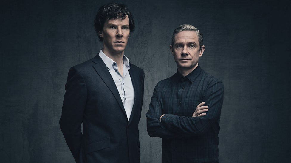 sherlock smart comedy movies