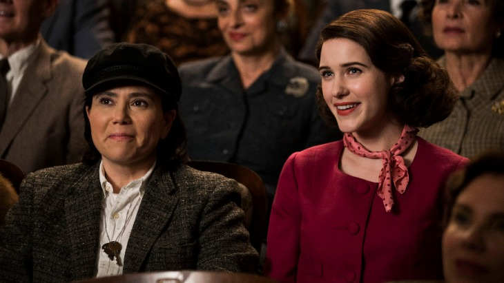 The Marvelous Mrs. Maisel Smart Comedy Movies